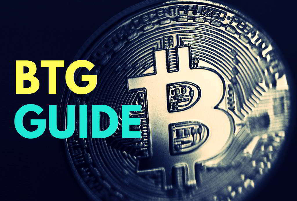 btg guide bitcoin gold guide