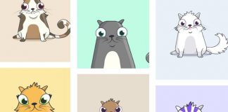 Cryptokitties ethereum blockchain game