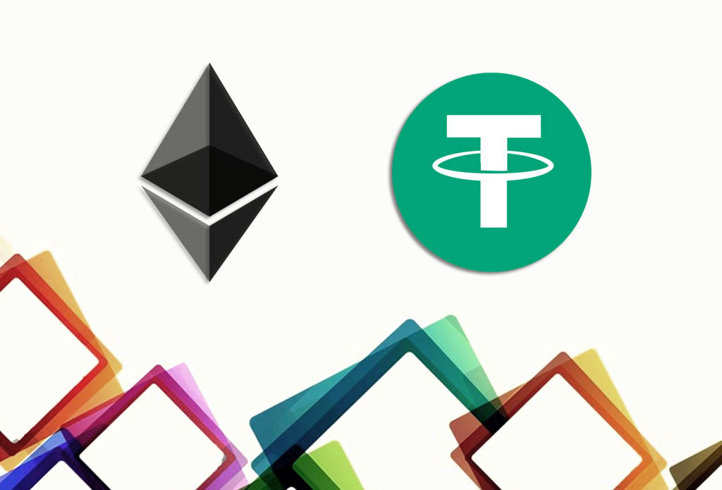 tether issues ethereum based tokens
